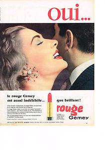 Photos de rouge à lèvres indélébile