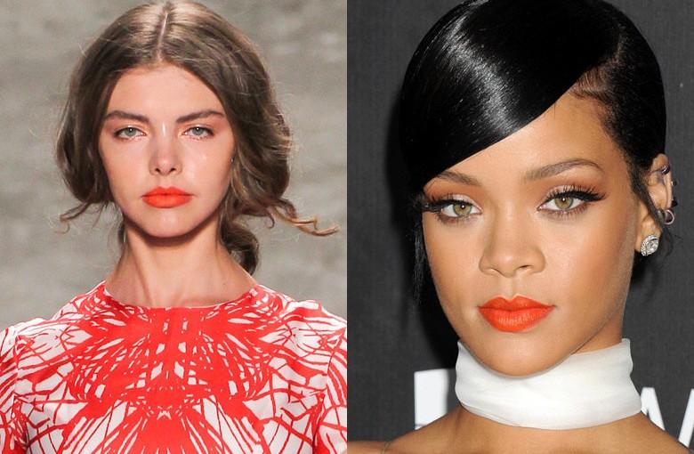 Photos de rouge à lèvres tendance