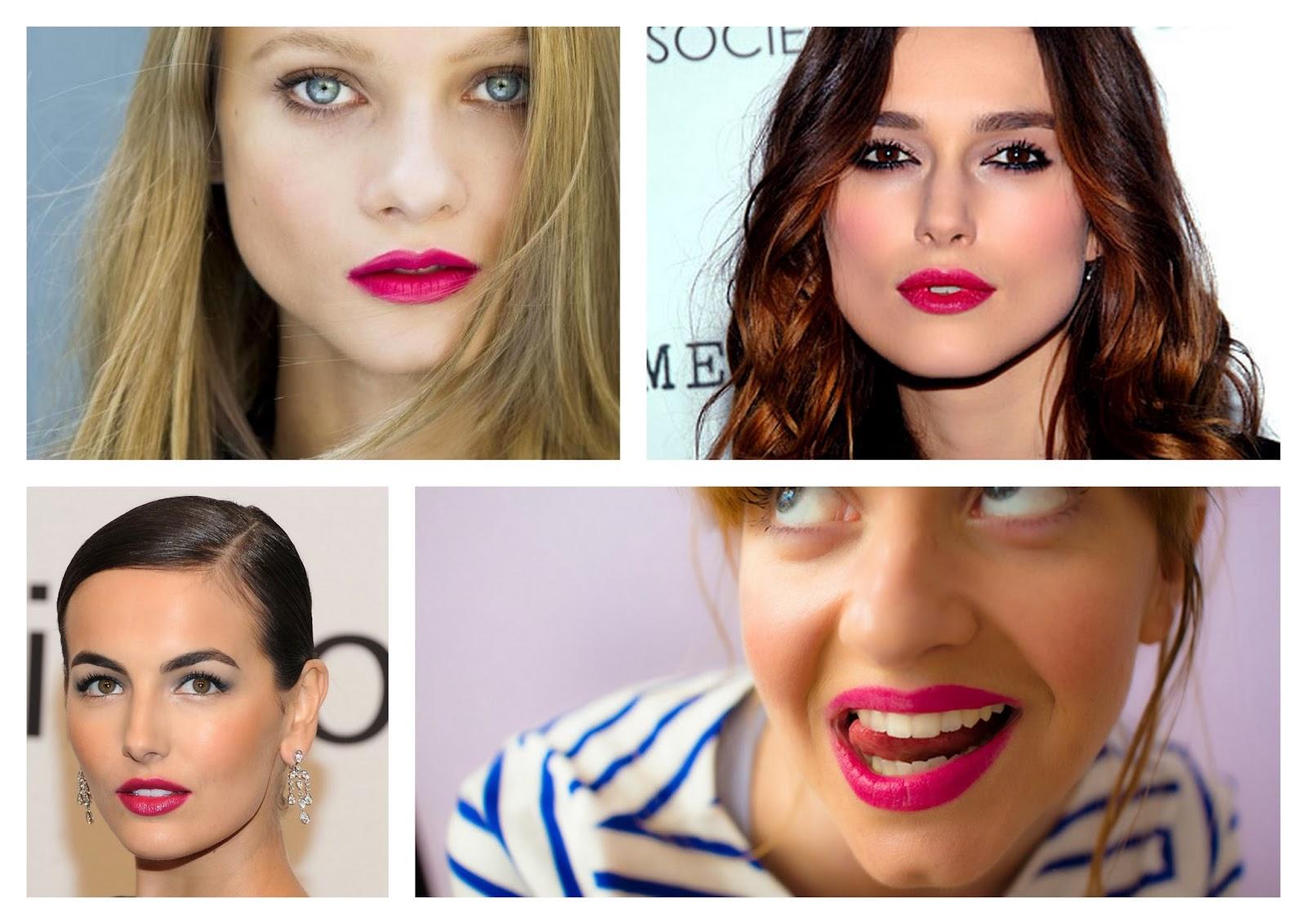 Super Rouge à lèvres fushia – Rouge à lèvres RX56