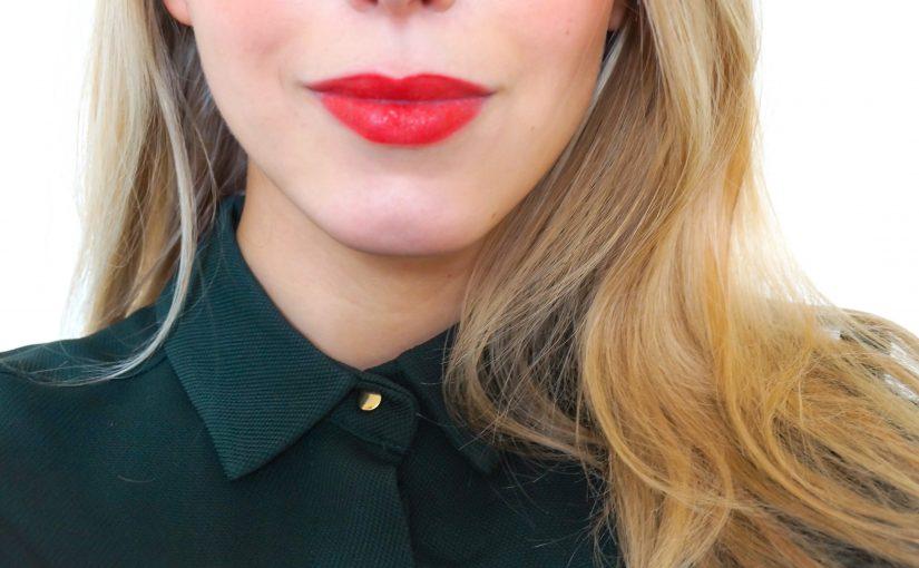 Rouge à lèvres ilia