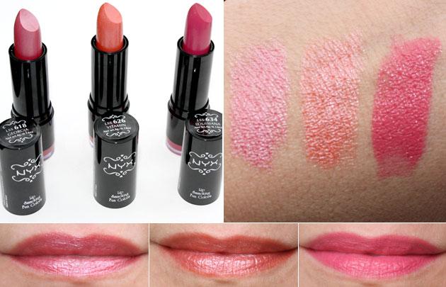 Rouge à lèvres nyx